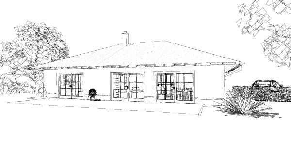 Bungalow mit 114 m2 Nutzfläche